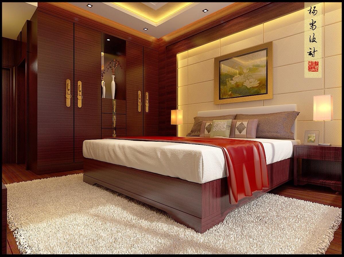 简约 欧式 田园 混搭 二居 三居 别墅 白领 旧房改造 卧室图片来自沪上名家装饰-杨尚在北京会所的分享