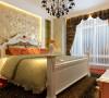 民岳家园一居室简欧风格案例
