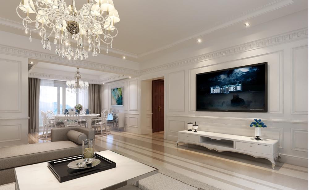 客厅图片来自东易日盛集团深圳分公司在天御的分享