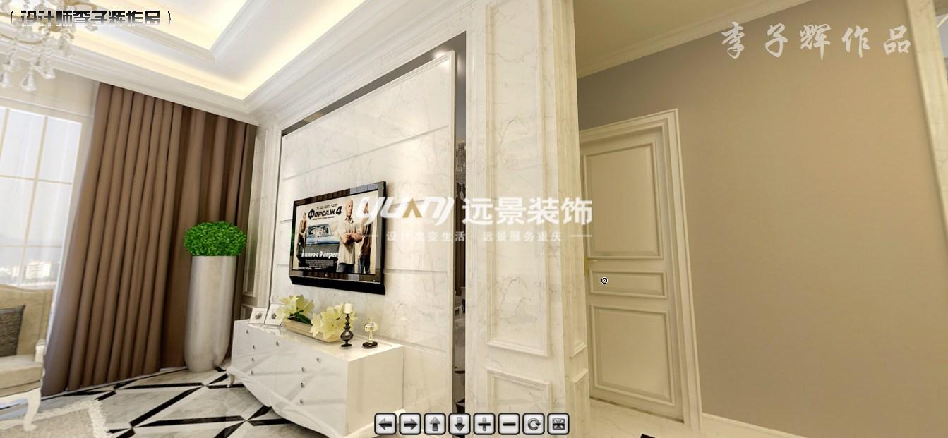 简约 欧式 其他图片来自重庆远景装饰_张其斌在雅居乐 简约欧式风格的分享