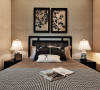 小次卧的装修设计合理的利用了空间,主要强调使用功能。