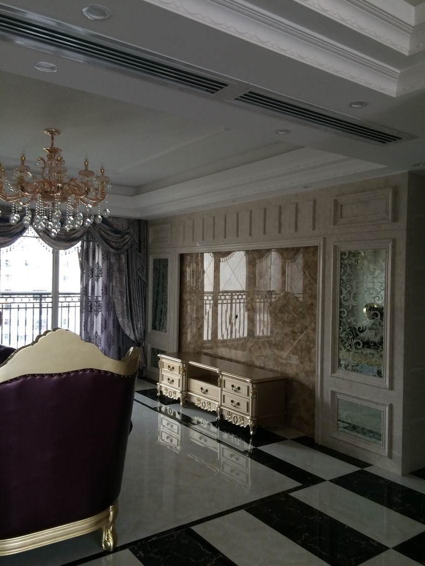 欧式 80后 小资 客厅图片来自瑞和风装饰在华业玫瑰郡完工相片的分享