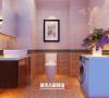 小马花园186㎡中式风格装修设计