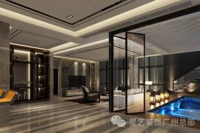简约 别墅 现代 高富帅 大方 土豪 客厅图片来自星艺装饰集团广州总部在别墅--高富帅的质感生活的分享