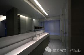 简约 复式 品质 现代 高富帅 卫生间图片来自星艺装饰集团广州总部在花都凯旋门的分享