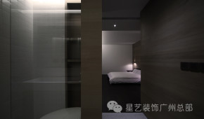 简约 复式 品质 现代 高富帅 卧室图片来自星艺装饰集团广州总部在花都凯旋门的分享