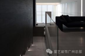 简约 复式 品质 现代 高富帅 楼梯图片来自星艺装饰集团广州总部在花都凯旋门的分享