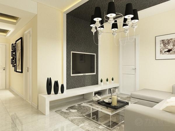 该户型天大北五村两室一厅一厨一卫91㎡。方正、明亮,适于设计。我的设计风格是简约风格。