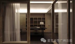 简约 复式 品质 现代 高富帅 书房图片来自星艺装饰集团广州总部在花都凯旋门的分享