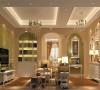 天鹅堡四室三厅简欧风格别墅