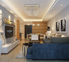 合景领峰四房现代风格设计方案