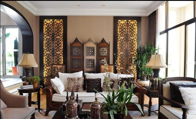 客厅图片来自天津印象装饰有限公司在印象装饰 案例赏析2015-6-15的分享