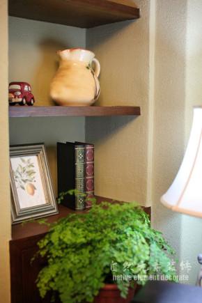 田园 暖色 温馨 三居 其他图片来自自然元素装饰在温馨的暖色系田园风格的分享