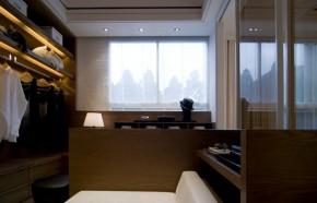 现代 三居 80后 小资 舒适 衣帽间图片来自二手房装修在皇翔玉玺的分享
