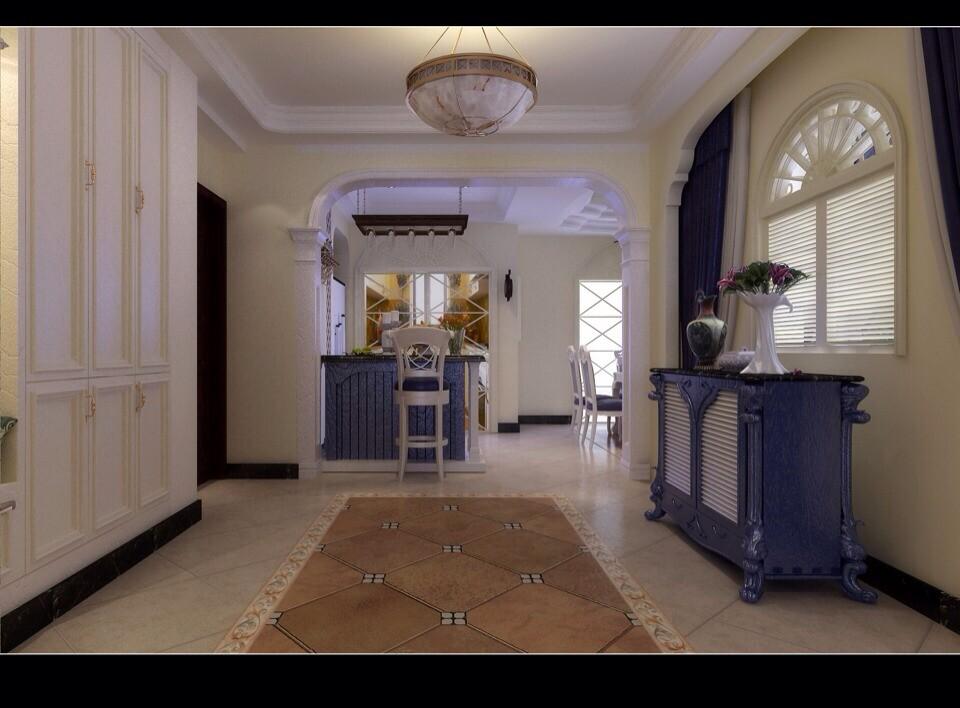 简约 欧式 田园 混搭 二居 三居 别墅 白领 旧房改造 其他图片来自沪上名家-巩光辉在银基王朝地中海风格的分享