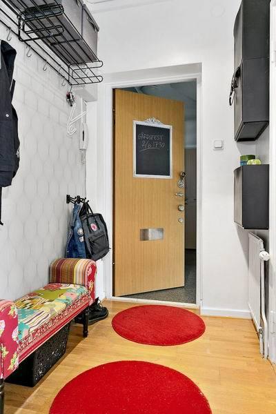 一居 北欧 客厅 餐厅 儿童房 卧室 厨房 卧室图片来自实创装饰晶晶在尼德兰花园60平北欧公寓清新设计的分享
