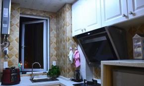 田园 二居 浪漫 温馨 厨房图片来自佰辰生活装饰在幸福浪漫满屋 79平田园格调的分享
