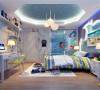 空间无限,现代时尚四居室