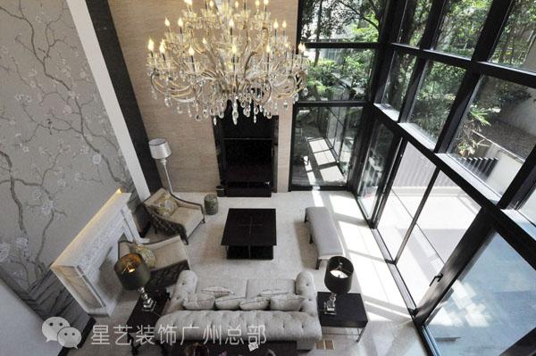英伦风 别墅 古典 高富帅 餐厅 高雅 简洁 客厅图片来自星艺装饰集团广州总部在现代英伦风别墅的分享