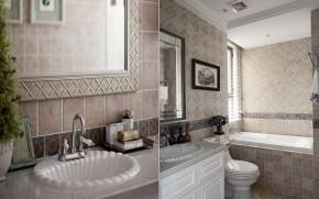 欧式 二居 80后 小资 温馨 卫生间图片来自二手房装修在纯欧式的全装的分享