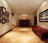 西山壹号院四室二厅简约中式风格