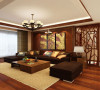 曲江诸子阶142平米东南亚风格