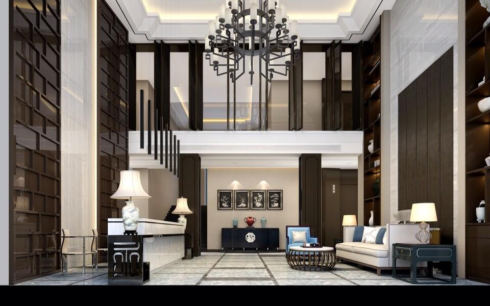 简约 欧式 田园 混搭 二居 三居 别墅 白领 旧房改造 客厅图片来自沪上名家-巩光辉在焦作快捷酒店设计的分享