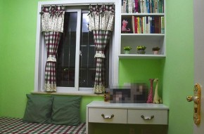 田园 二居 浪漫 温馨 书房图片来自佰辰生活装饰在幸福浪漫满屋 79平田园格调的分享