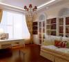 北京随园公寓144平简欧风格案例