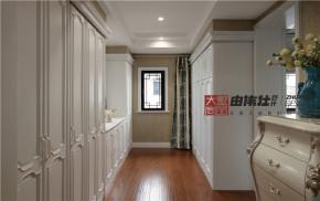 别墅 中式 大墅施工 大墅尚品 衣帽间图片来自大墅尚品-由伟壮设计在『匠心』—中式风格的分享