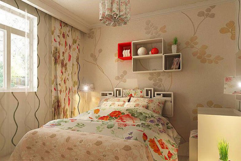 卧室图片来自天津印象装饰有限公司在印象装饰 案例赏析2015-6-18的分享