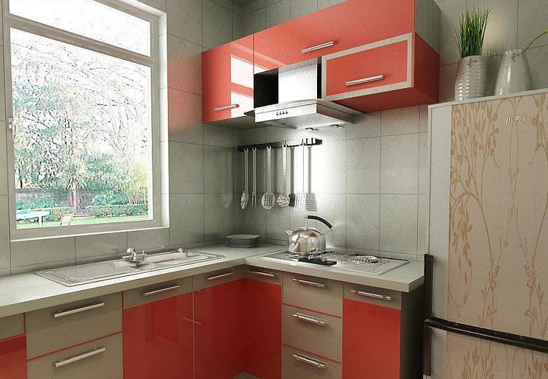 厨房图片来自天津印象装饰有限公司在印象装饰 案例赏析2015-6-18的分享