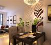 低调的现代家居79平米装修