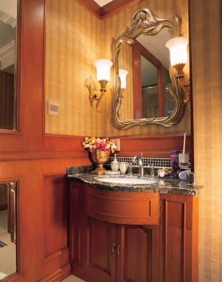面盆 浴室柜