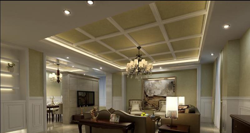 客厅图片来自天津印象装饰有限公司在印象装饰 案例赏析2015-6-19的分享