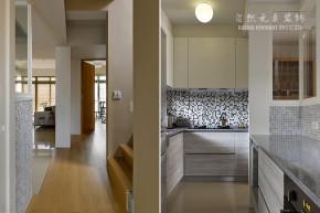 简约 小资 80后 白领 复式 现代 楼梯图片来自自然元素装饰在星航华府——现代简约的复式房的分享