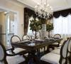 美式风格注重简洁明快的家居装饰,软装饰也不能忽略,应该以蕴含民族文化的软装为主,衬托出一种怀旧的状态感。