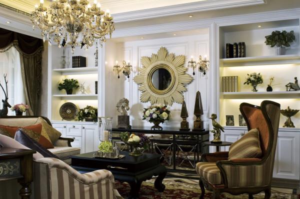 总而言之,现代美式风格给人的感受是豪华大气,却又拥有着古典气质和浪漫气息