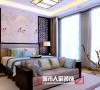 花香丽舍200㎡优雅古朴的新中式