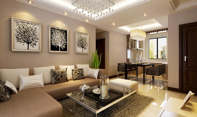 客厅图片来自青岛威廉装饰在里院里5-1-2503的分享