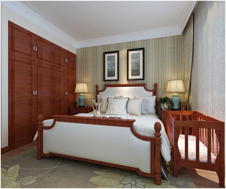 三居 美式 收纳 小资 卧室图片来自快乐彩在尚乐城美式装修风格设计的分享