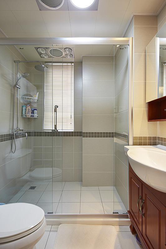 卫生间图片来自湖南名匠装饰在通用时代混搭的分享