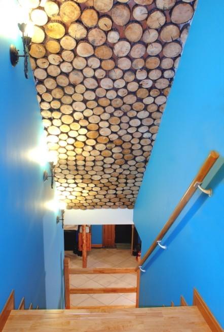 三居 白领 旧房改造 80后 小资 楼梯图片来自今朝老房专家在地中海风情的分享