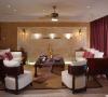 .客厅的摆设、颜色都能反映主人的性格、特点、眼光、个性等