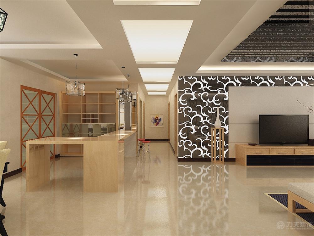 现代 四居 白领 收纳 80后 小资 客厅图片来自阳光力天装饰在力天装饰-亿城堂庭247.99㎡的分享