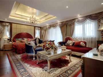 别墅装修美式风格设计方案