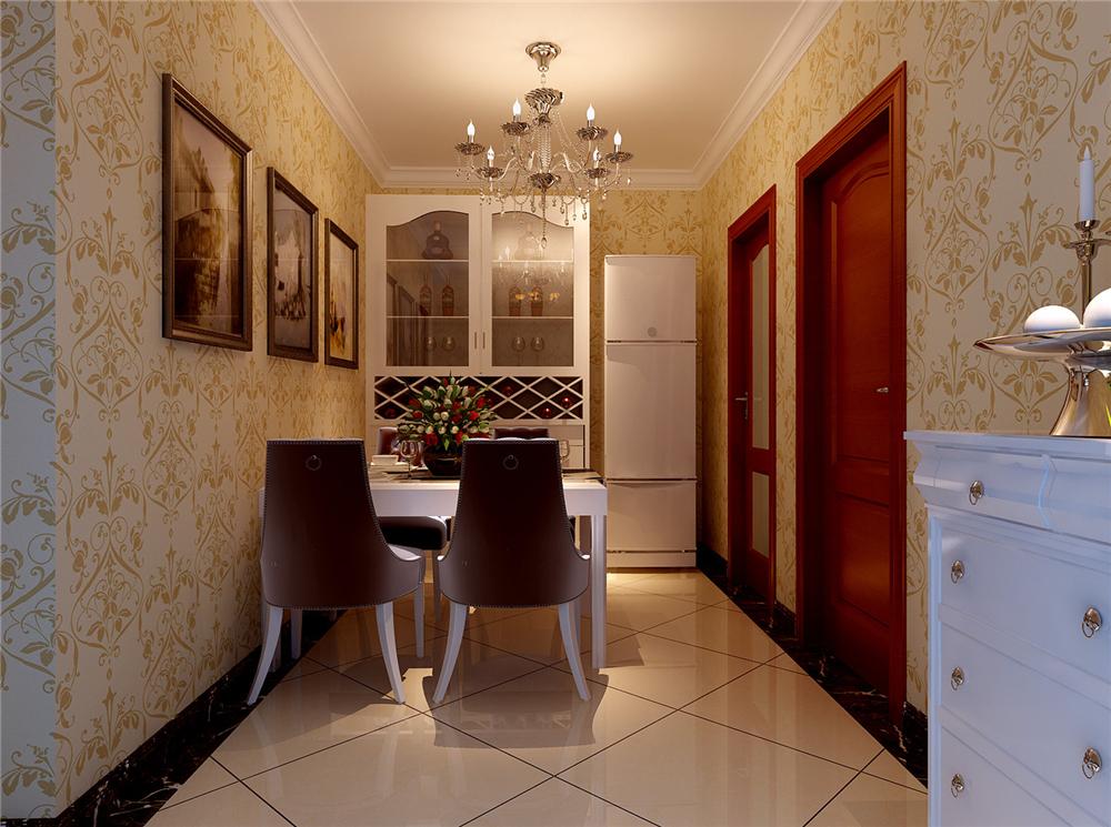 二居 白领 收纳 80后 小资 餐厅图片来自实创装饰完美家装在K2玉兰湾80平简欧风格案例赏析的分享