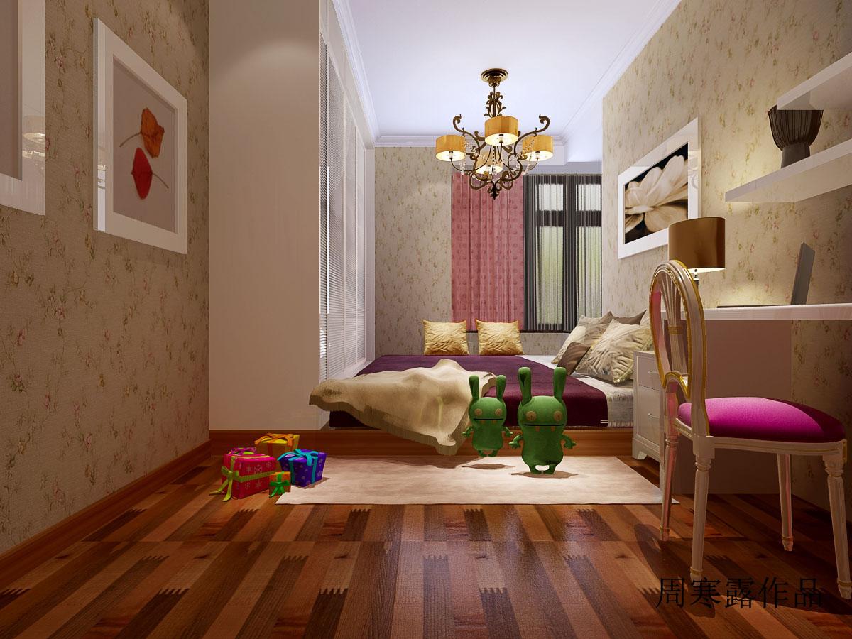 简约 欧式 田园 混搭 二居 三居 别墅 白领 旧房改造 卧室图片来自用户3800522194在美式乡村的分享