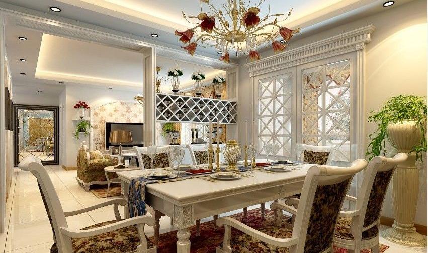 餐厅图片来自天津印象装饰有限公司在印象装饰 案例赏析2015-6-24的分享