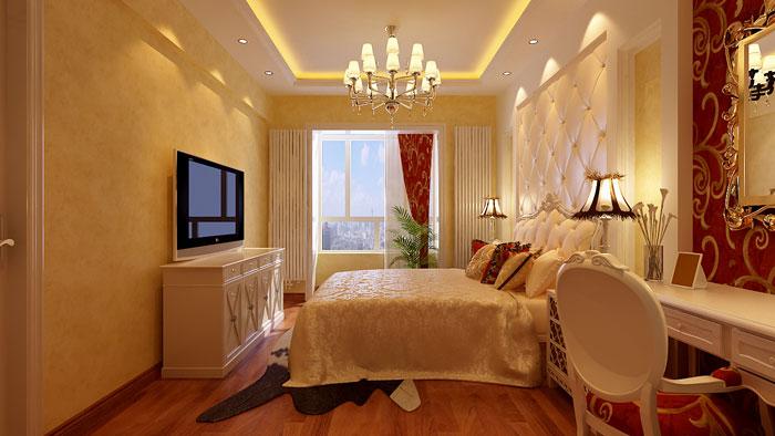 二居 现代 卧室图片来自长沙业之峰在香樟兰亭现代风格的分享